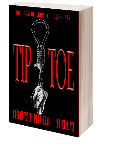 TipToe by Matthew Solo - Paperback cover